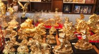Tượng 12 con giáp mạ vàng 24k cao cấp nhất trên thị trường